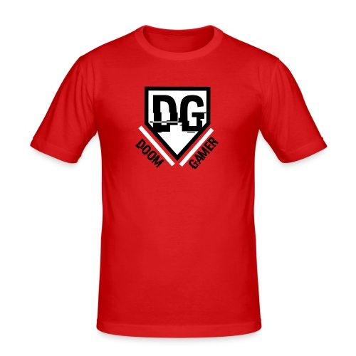 Doomgamer rugzak - slim fit T-shirt