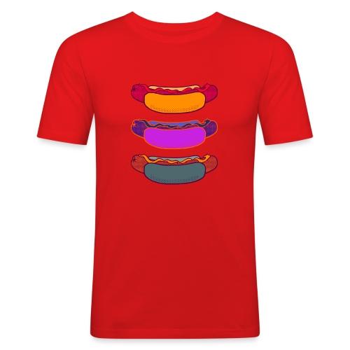 Korv - Slim Fit T-shirt herr