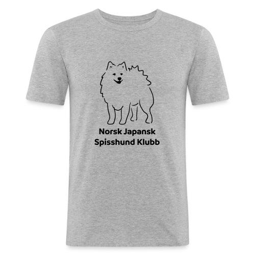 NJSK - Men's Slim Fit T-Shirt