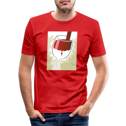 Glas Halfvol - slim fit T-shirt