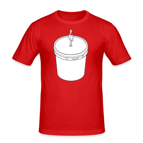gistingsvat - slim fit T-shirt