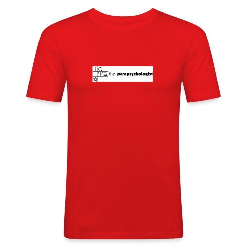 theparapsychologist - Men's Slim Fit T-Shirt