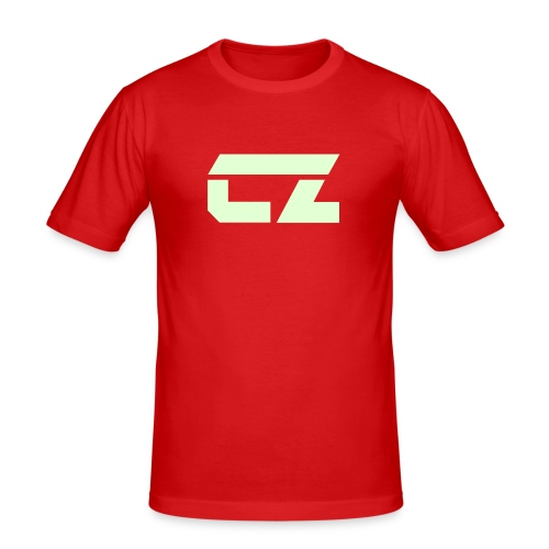 cz logo01 - Men's Slim Fit T-Shirt