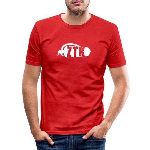 ZTK Extinguisher - Men's Slim Fit T-Shirt