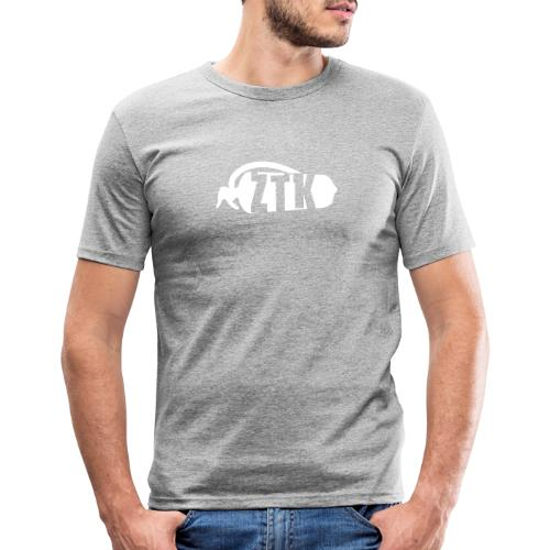 ZTK Extinguisher - Men's Slim Fit T-Shirt