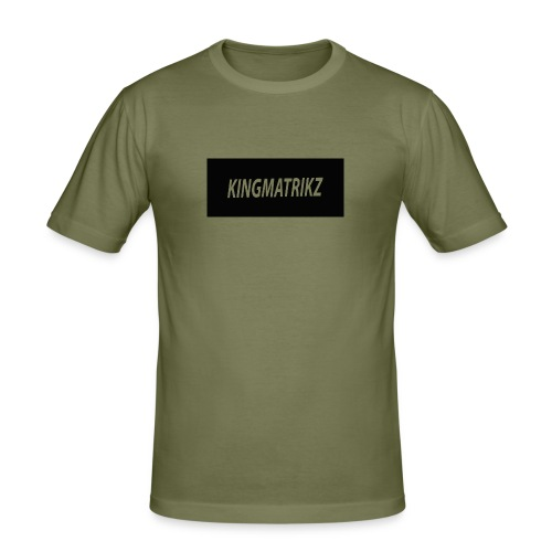 kingmatrikz - Herre Slim Fit T-Shirt