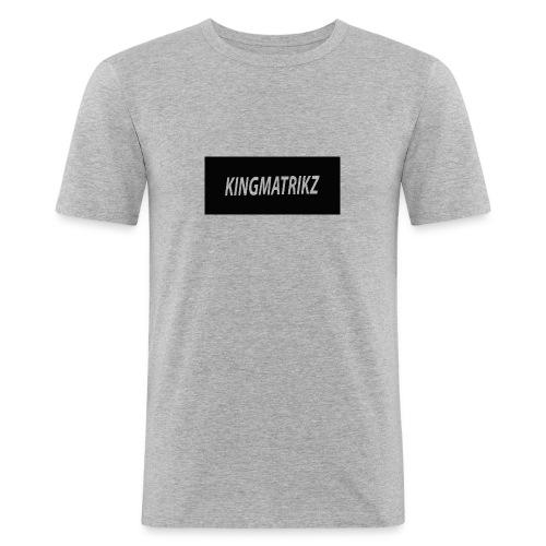 kingmatrikz - Herre Slim Fit T-Shirt