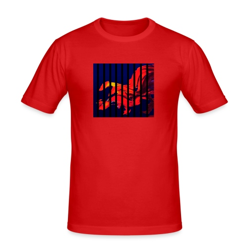 B 1 - Men's Slim Fit T-Shirt