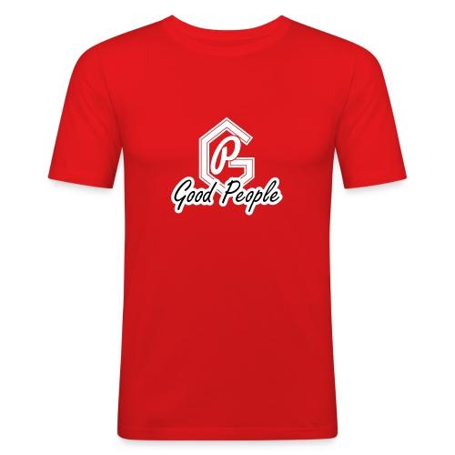 Good People - Herre Slim Fit T-Shirt