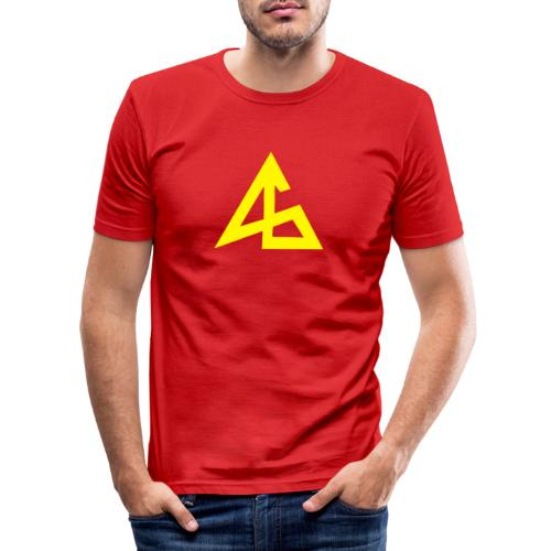 Andemic - T-shirt près du corps Homme