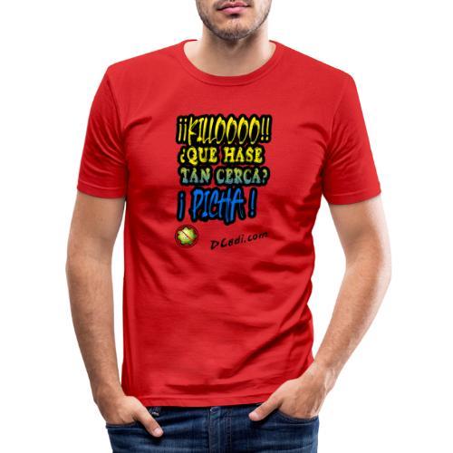 Killoooooo - Camiseta ajustada hombre