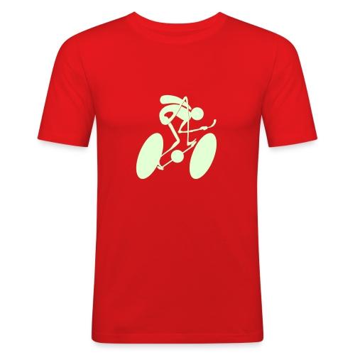 bikermini - Männer Slim Fit T-Shirt