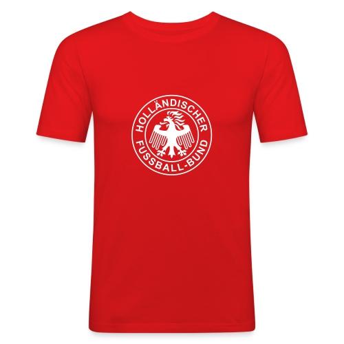 Hollaendischer Fussball Bund - slim fit T-shirt
