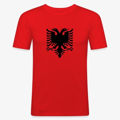 Shqiponja - das Wappen Albaniens - Männer Slim Fit T-Shirt
