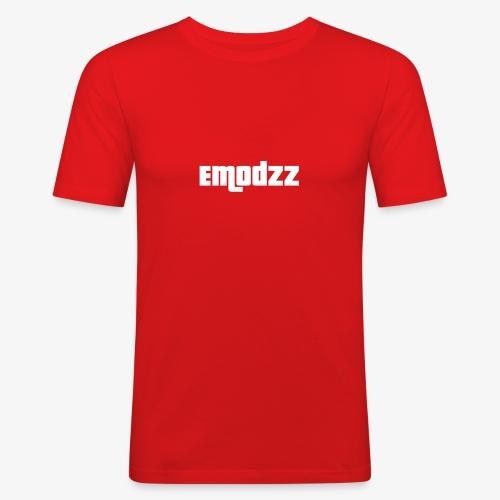 EMODZZ-NAME - Men's Slim Fit T-Shirt