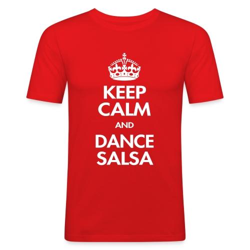 keep salsa - T-shirt près du corps Homme