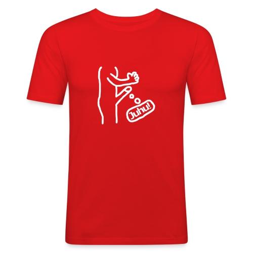 juhu - Männer Slim Fit T-Shirt