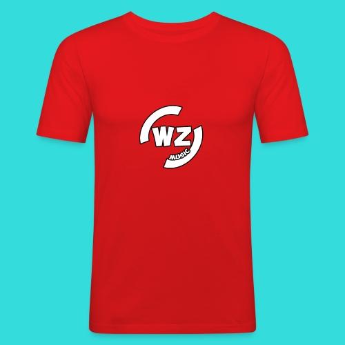 WALTERZ - Slim Fit T-skjorte for menn
