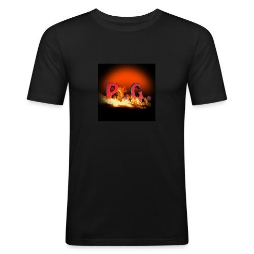 Spilla PanicGamers - Maglietta aderente da uomo