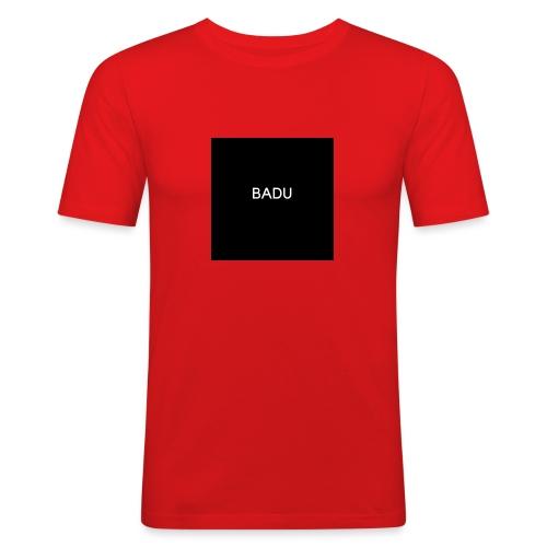 BADU - Maglietta aderente da uomo