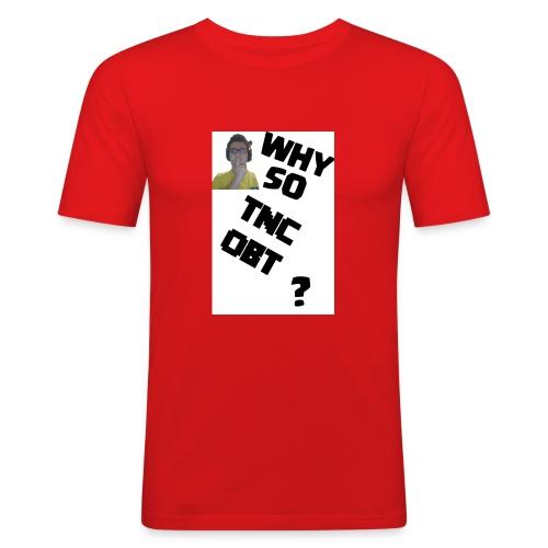 Maglietta DONNA Why so TNCOBT? - Maglietta aderente da uomo