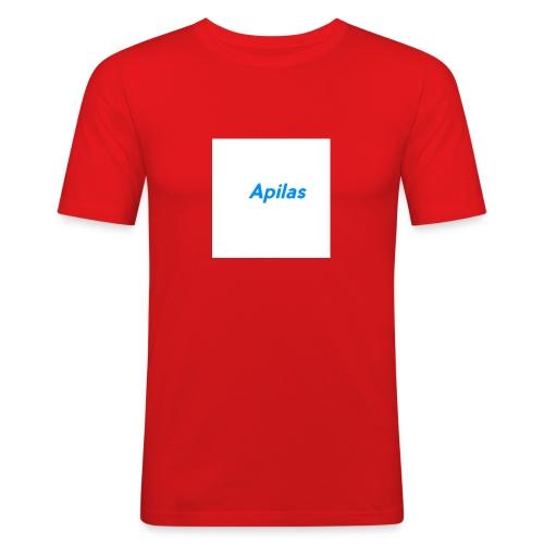 Apilas - Männer Slim Fit T-Shirt
