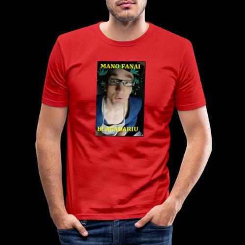 didesnis - Men's Slim Fit T-Shirt