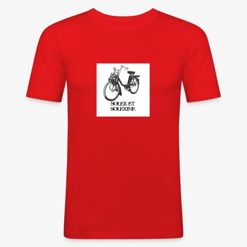 solexine tee shirt - T-shirt près du corps Homme