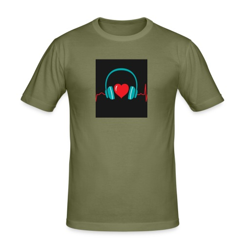 Victoria Sowinska - Men's Slim Fit T-Shirt