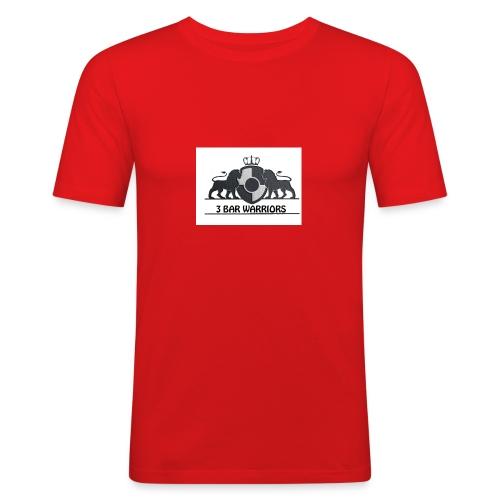3BW Jersey - Slim Fit T-skjorte for menn