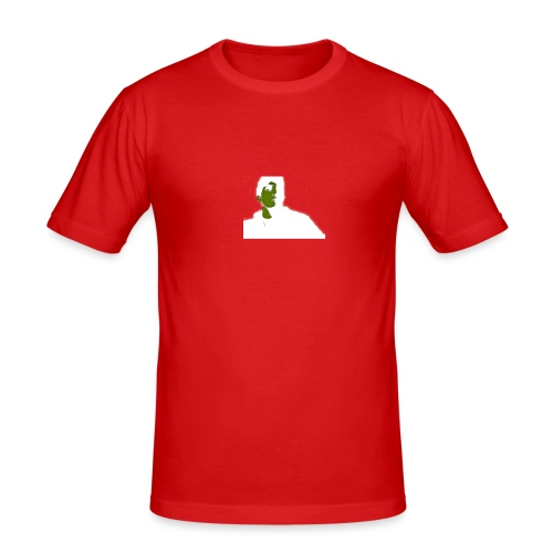 THE MY FACE DESIGN - Men's Slim Fit T-Shirt