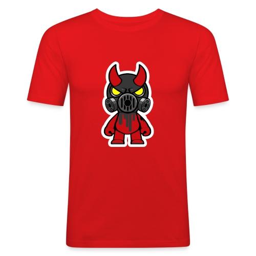 Oni black - Herre Slim Fit T-Shirt