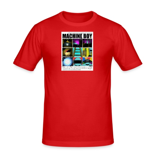 MB Cartoons'ville - Men's Slim Fit T-Shirt