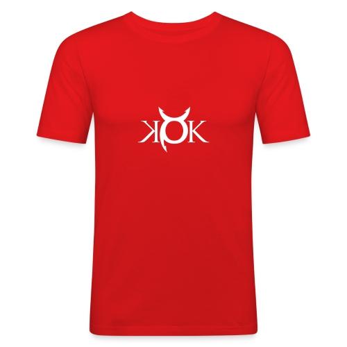 kokblack - Men's Slim Fit T-Shirt