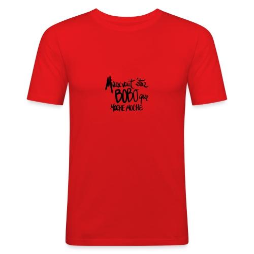 BOBO CHIC - T-shirt près du corps Homme