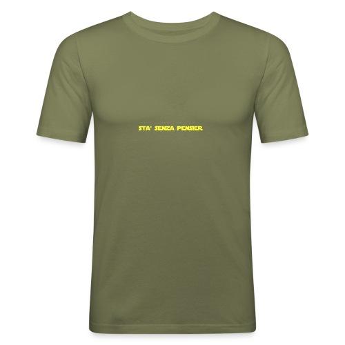 UVSMF - Maglietta aderente da uomo