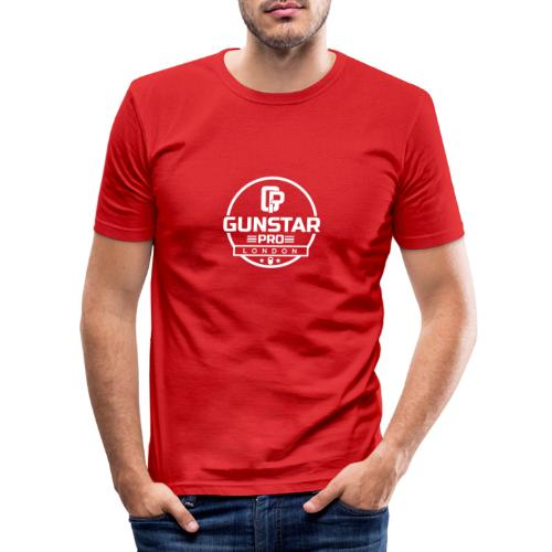 GunstarPro GYM - Men's Slim Fit T-Shirt