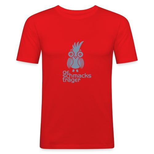 Komischer Kautz - Männer Slim Fit T-Shirt