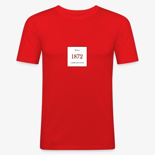 Since 1872 - Men's Slim Fit T-Shirt