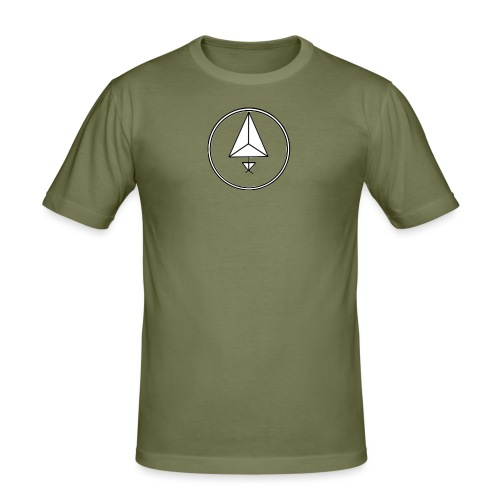 HEMOGENESIS - Mannen slim fit T-shirt