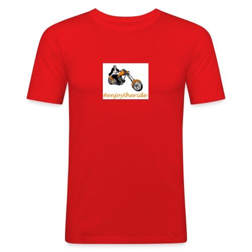 enjoytheride - T-shirt près du corps Homme