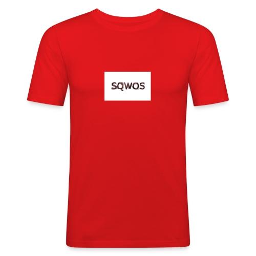 Naamloos - Mannen slim fit T-shirt