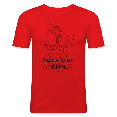 Frotto - Männer Slim Fit T-Shirt