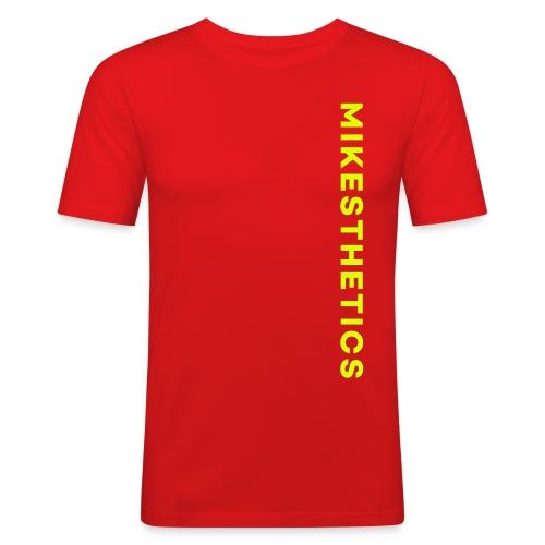 mikesthetics - Männer Slim Fit T-Shirt