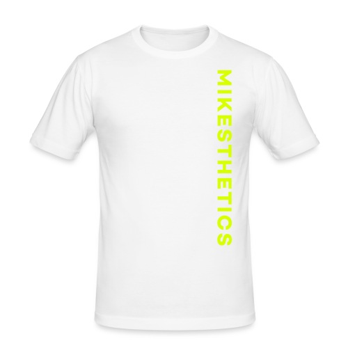mikesthetics - Männer Slim Fit T-Shirt