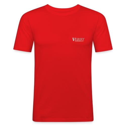 verifyapparelsoon2 png - Men's Slim Fit T-Shirt