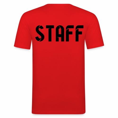 STAFF - T-shirt près du corps Homme