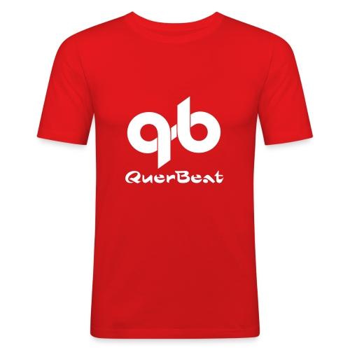qb - Männer Slim Fit T-Shirt