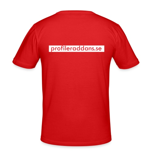 profileraddans.se - Slim Fit T-shirt herr