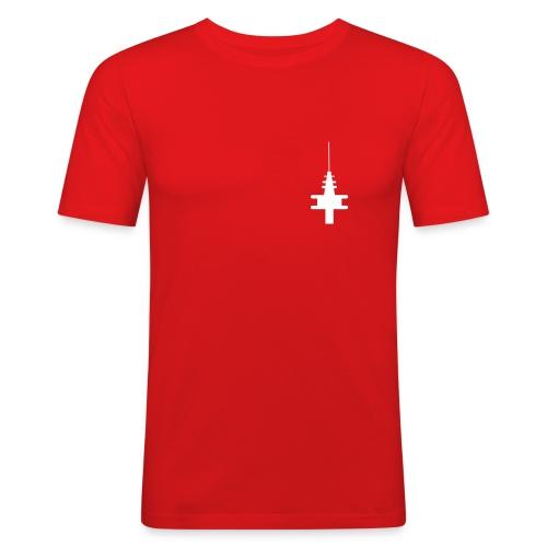 turm2010 - Männer Slim Fit T-Shirt